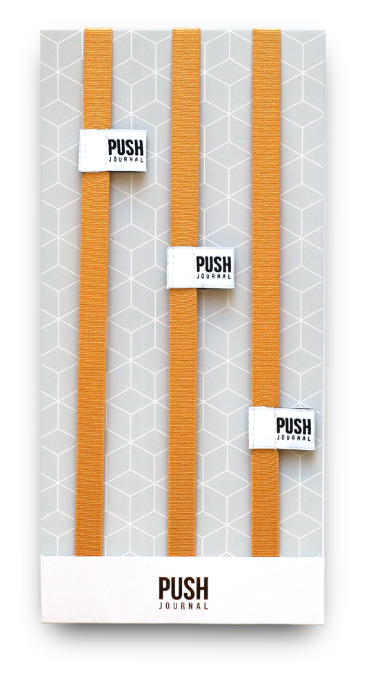 NEW! Push Bands Orange