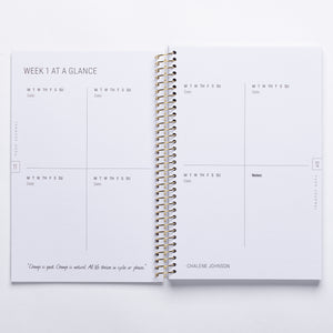 Mindset Matters Collection (Set of 3 30-day Journals)