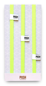 NEW! Push Bands Yellow