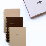 No Filter Collection (Set of 3 30-day Journals)