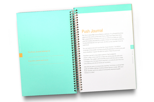 NEW! Real Deal Teal | PUSH Journal