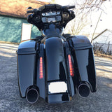 CVO Style Rear Fender for 2009-2018 Harley Touring Models