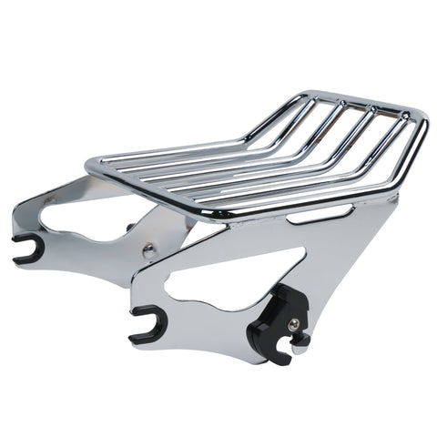Detachable Two Up Luggage Rack For Harley Touring (2009-2018)