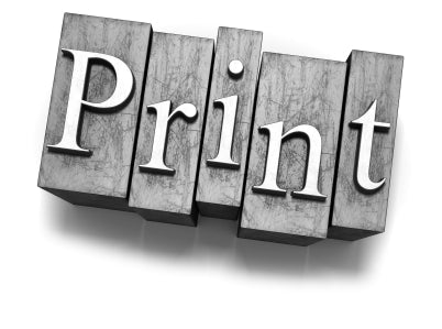 Should you print at home vs professional?
