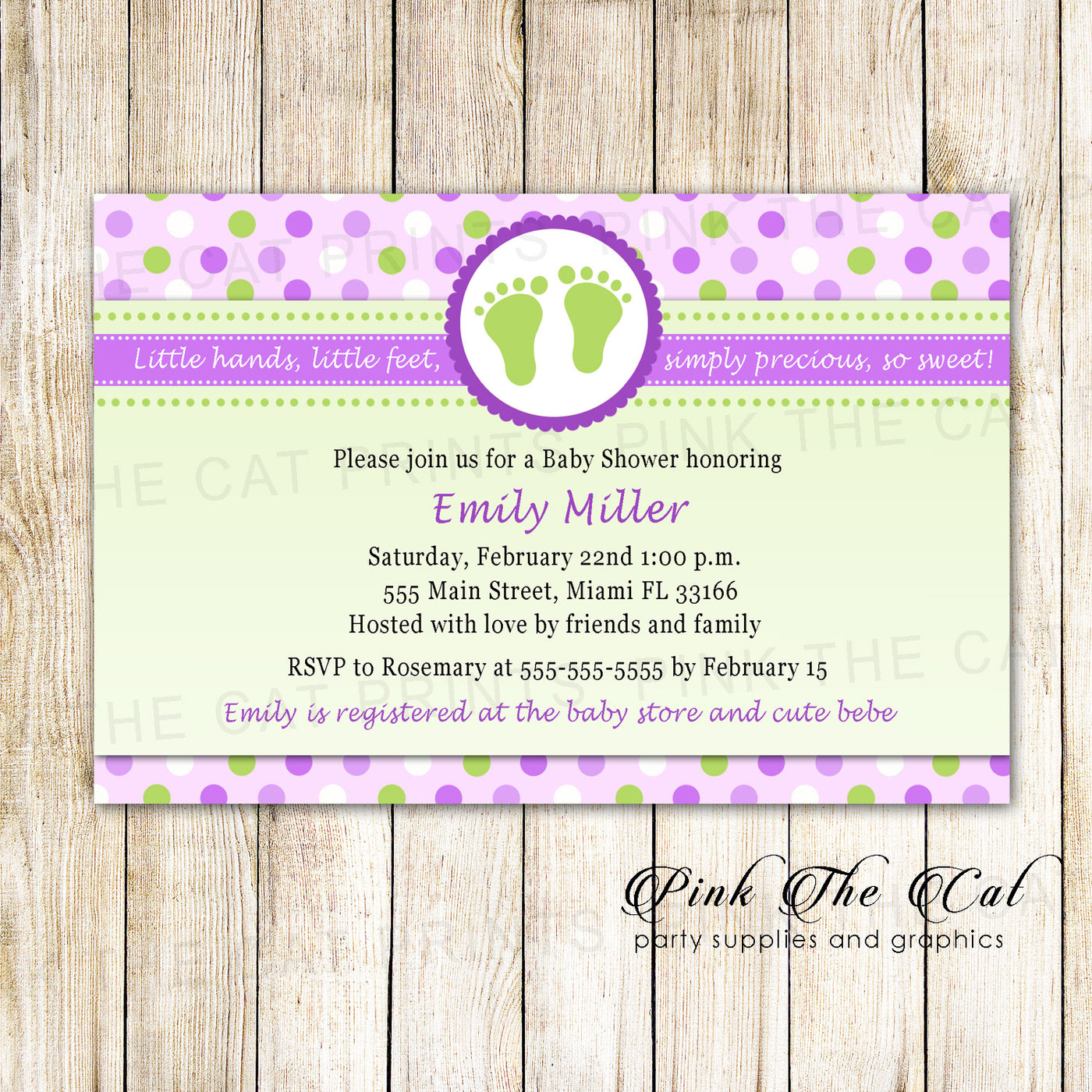 photograph about Baby Shower Invites Printable identify Lovable Ft Crimson Environmentally friendly Little one Shower Invitation