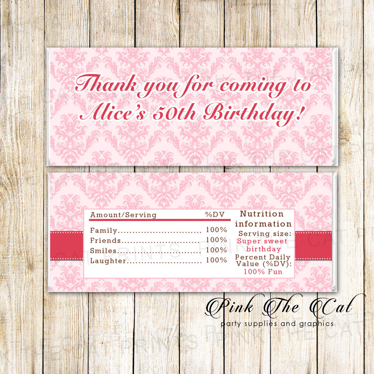 This is an image of Free Printable Birthday Candy Bar Wrappers intended for father's day