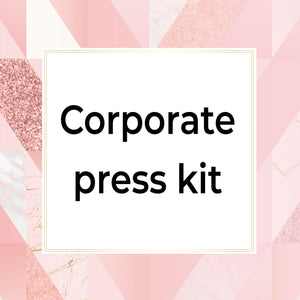Corporate press kit