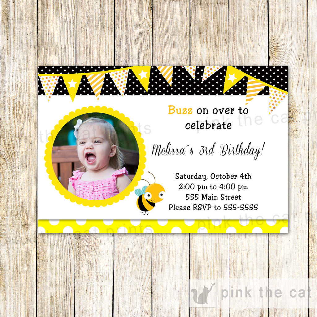 Cowboy Birthday Invitation Kids Adult Birthday Party Rodeo – Pink ...