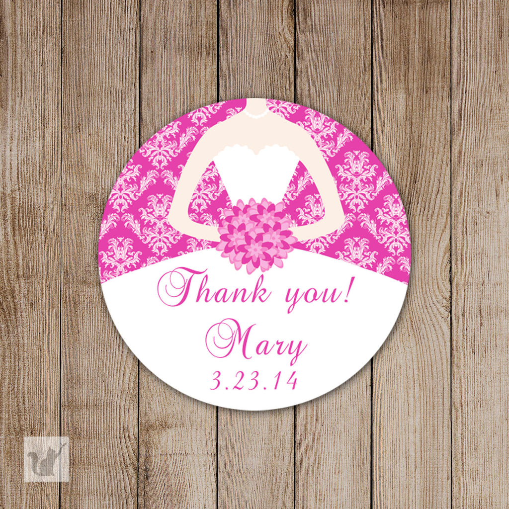 Favor labels & tags – Page 12 – Pink The Cat