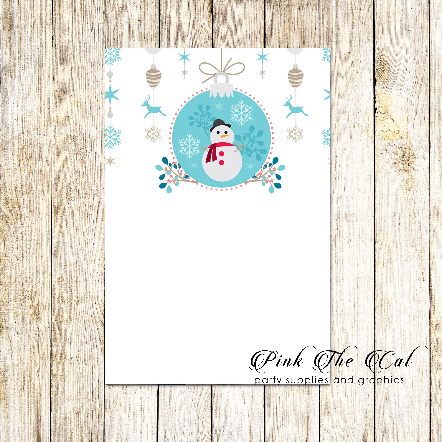 30 cards invitations greeting notes kids christmas snowman blank 30 cards invitations greeting notes kids christmas snowman m4hsunfo