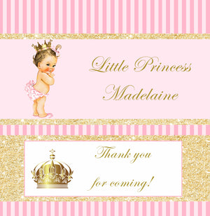 30 Candy bar wrappers vintage baby princess