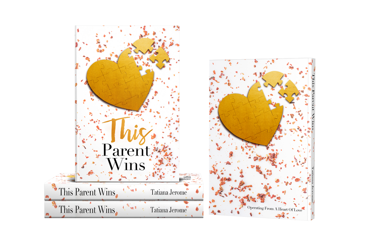 This Parent Wins Journal (Single Parent Journal)