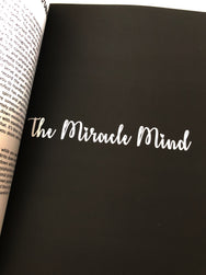Miracle Aligner Journal (Manifesting Miracles Journal)