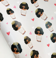 Queen - Anything She Wants She Gets Unique Gift Wrapping Paper