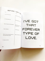 Love Coming Together Journal (Before Marriage Journal)