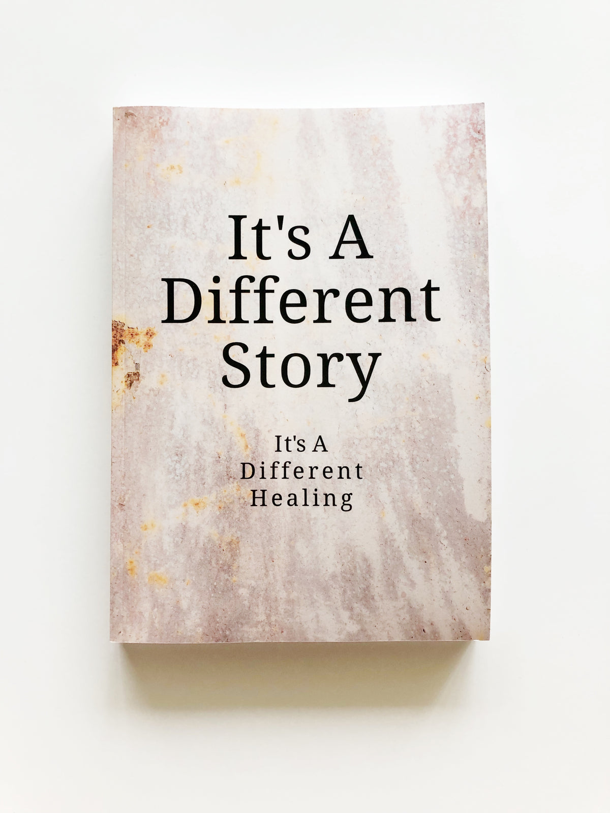 It's A Different Story Journal (Miscarriage Journal)