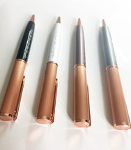Inspirational Rose Gold Pens - Set - Motivational Engravings