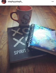 spiritual journal topics