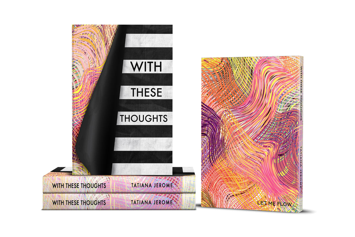 With These Thoughts Journal (Writing Journal For Writers)
