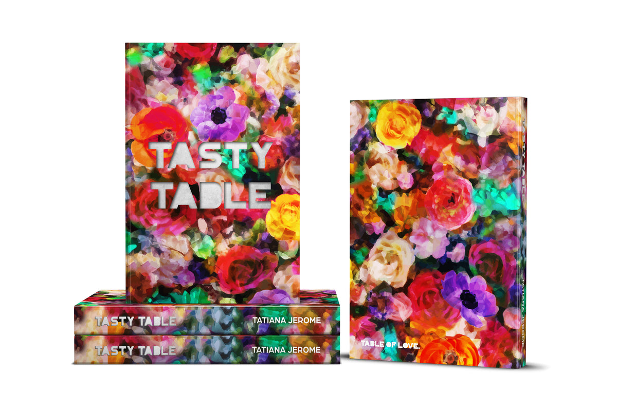 Tasty Table Journal (Recipe Journal)