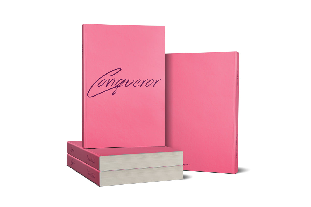 Conqueror Journal (Breast Cancer Journal)