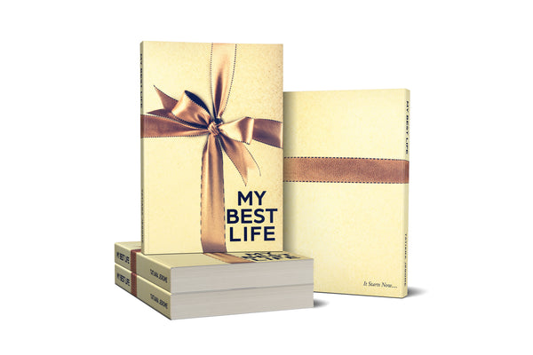 My Best Life Journal (Living Your Best Life Journal) - Ships Out April 4th