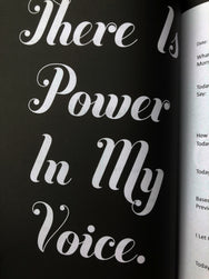 Speaking A Volume Up Journal (Speaking Up For Yourself Journal)