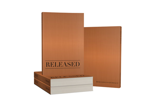Released Journal (Habits Forming & Breaking Journal)