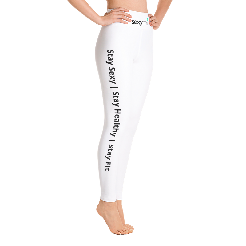 Stay Sexy | Stay Healthy | Stay Fit™️ Yoga Leggings - sexymi Tea