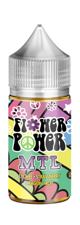 Rebel Revolution Vape - Flower Power