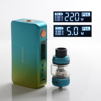 Vaporesso GEN S 220W mod with NRG-S Tank Kit