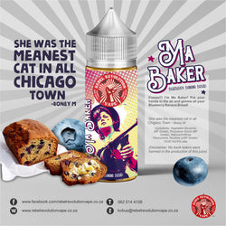 Rebel Revolution Vape - Ma Baker