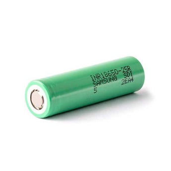 Samsung 25R 18650 Li-ion rechargeable battery (1pcs)