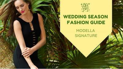 Modella Signature Creates Wedding Season Fashion Guide | Joseph Ribkoff Collection 2018