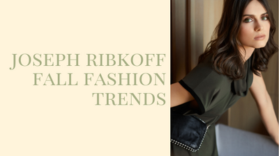 Joseph Ribkoff Fall 2018 Fashion Trends | Purchase Joseph Ribkoff Online