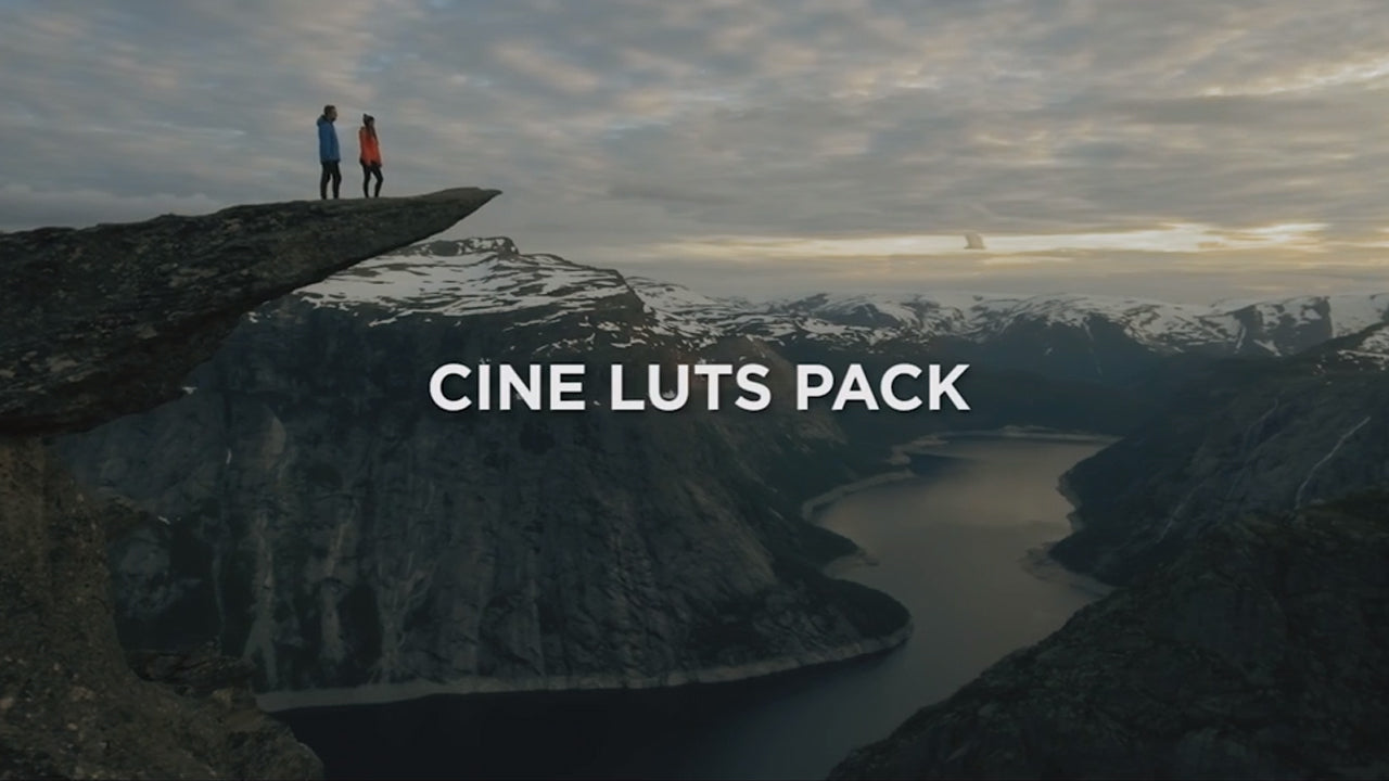 Travelfeels CINE LUTS PACK