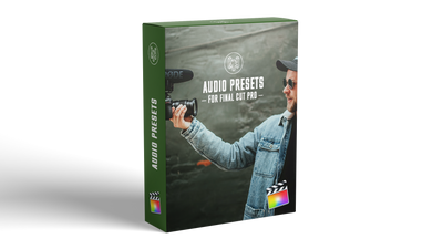 MH AUDIO PRESETS - Final Cut Pro