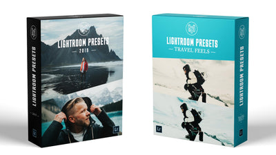 MH LIGHTROOM PRESET BUNDLE: 2019 + TRAVEL FEELS PRESET PACKS