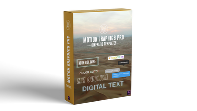 *NEW* MH Motion Graphics Pro