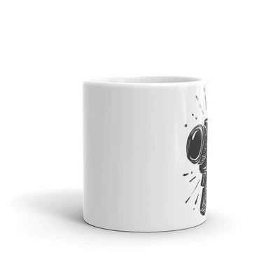 "LEARN MAKE REPEAT MUG - ""8mm"""