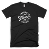 "INSPIRE TRAVEL LEARN T SHIRT - ""The Classic"" [BLACK]"