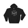 "INSPIRE TRAVEL LEARN HOODIE - ""The Sketch"""