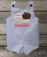 Boys Birthday Baseball Jon,Boys Birthday Jon,First Birthday Jon,Applique Embroidered Jon
