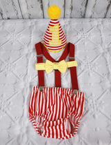 Boys Circus Cake Smash,Boys Cake Smash,Circus Tent Cake Smash,Circus First Birthday Outfit