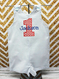 Boys Birthday Number Jon,Boys Birthday Jon,First Birthday Jon,Applique Embroidered Jon