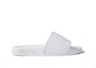 Crystal White Slides