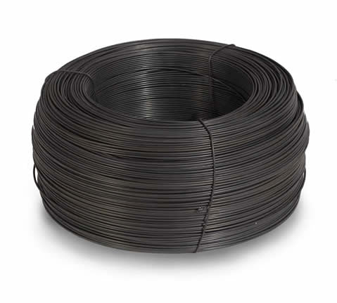 12 Gauge Auto Tie Black Annealed Box Wire - BalerWire.com