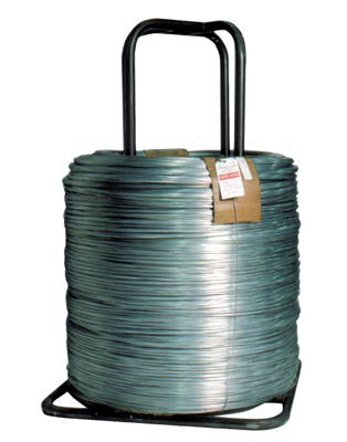 11 Gauge Auto Tie High Tensile Galvanized Stem Wire - BalerWire.com