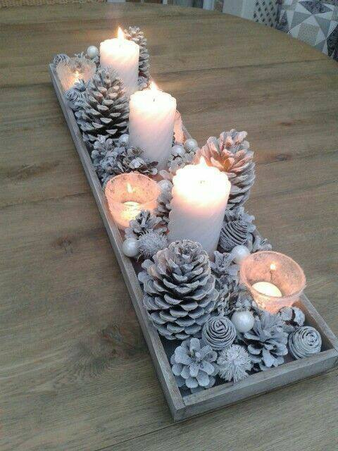 The Winter Decor Transition