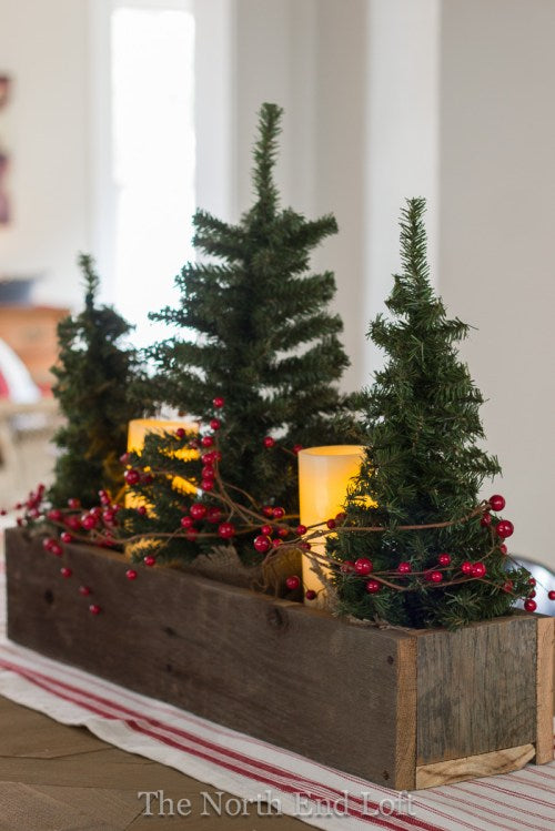 Christmas Style Series: A Farmhouse Christmas